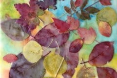 Encaustic - Watercolor plus Wax