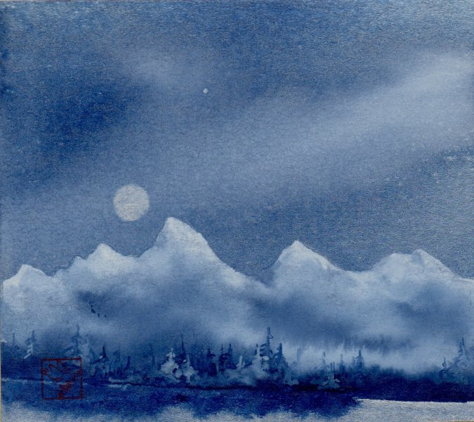 BY THE LIGHT OF THE SILVERY MOON study