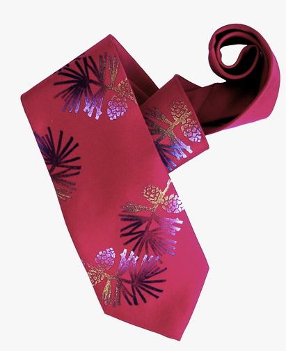 Pine Bough Tie lo res